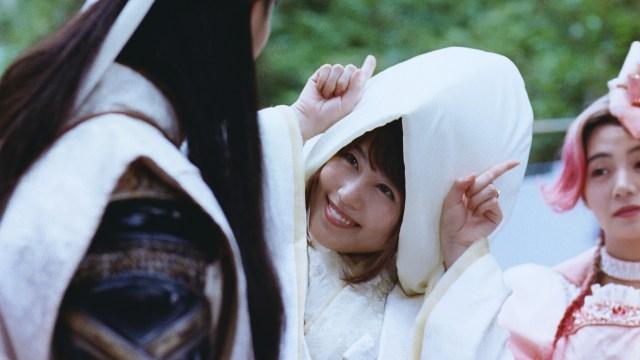【三太郎】鬼退治篇の結末は「桃ちゃんとかぐちゃんの結婚式」だった! 過去CMや親指姫のインスタは伏線だらけでした