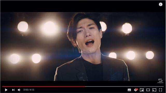 三浦春馬が歌う 『Fight for your heart』MVの再生回数が230万回を突破! 全カットが美しいと話題のMVです