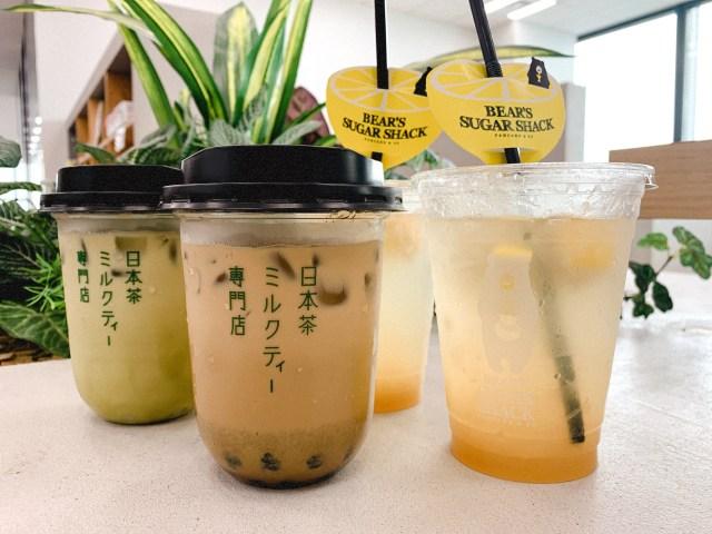 タピオカの次に流行るのはバナナジュース、日本茶ミルクティ、そして星空ドリンク! でも星空ドリンクって一体なに!?