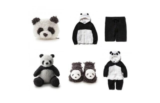 ジェラピケのハロウィン限定アイテムのテーマは「パンダ」! 家族みんなでパンダになれる「ふわもこアイテム」がそろっているよ~