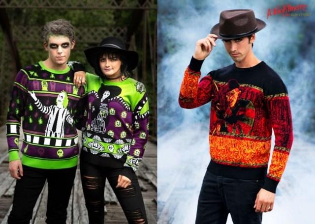 今年こそチャレンジ! ハロウィンにあえて「ダサいセーターを着る」謎文化にデビューしちゃお★