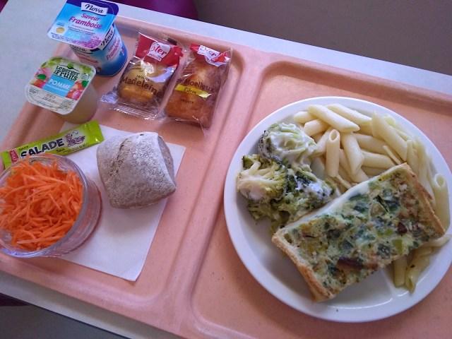 海外の入院食ってどんな味? 出産中に食べたフランスの入院食をレポートします