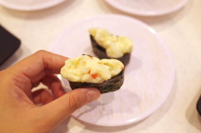 かっぱ寿司の「北海道フェア」の様子がおかしい! イクラ、ホタテ、カニ、そして「ポテトサラダ軍艦」だと…!?
