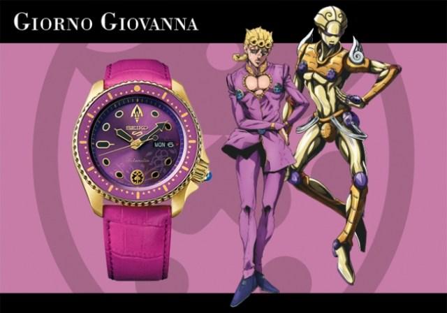 『ジョジョの奇妙な冒険』モデルの時計が発売されるよォォオオッ! キャラとそのスタンドがモチーフで限定1000本だッ!