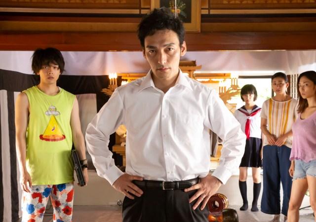 草彅剛の円熟の名演技を見よ! 映画『台風家族』がラブコールに応えて3週間限定で公開します!