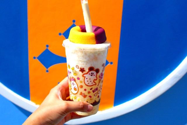 【初体験】ディズニーランド限定「飲むポップコーン」を飲んでみたら…ファビュラスな美味しさ!