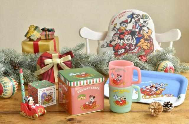 【ディズニー・クリスマス】東京ディズニーランドのグッズはレトロ感満載♪ ファイヤーキング風マグがかわいすぎて一目惚れ待ったなし