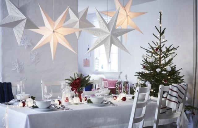 イケアにシンプル&カジュアルな「クリスマスコレクション」が登場! サンタモチーフのデコレーションが死ぬほどかわいいのです