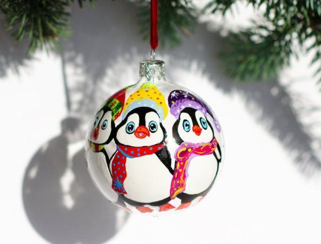 手作りのクリスマスオーナメントが素敵! 海外作家が生み出す個性豊かな作品をご覧あれ★