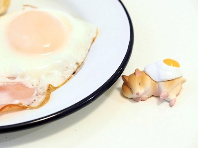 これが本当の「ハムエッグ」!? ハムスターと卵を合わせた不思議なカプセルトイの魅力をお伝えしよう!