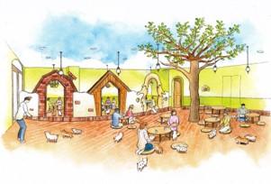 マイクロブタと触れ合える「mipig cafe」の2号店が原宿にオープン! 事前予約もスタートしてるよ〜〜!