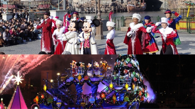 【体験レポ】ディズニーシーのクリスマスは昼も夜もショーが楽しめる! 「イッツ・クリス マスタイム!」「カラー・オブ・クリスマス」の魅力