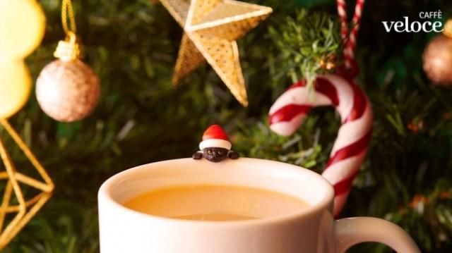 シャノアールのふちねこに「クリスマスバージョン」が登場! とぼけたような怒っているような表情が可愛いです