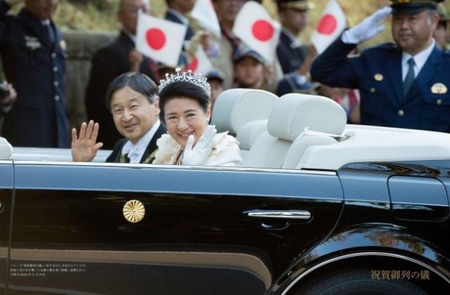 「即位の礼」から「祝賀パレード」まで完全網羅! 皇位継承の儀式の模様をおさめた豪華写真集が発売されます