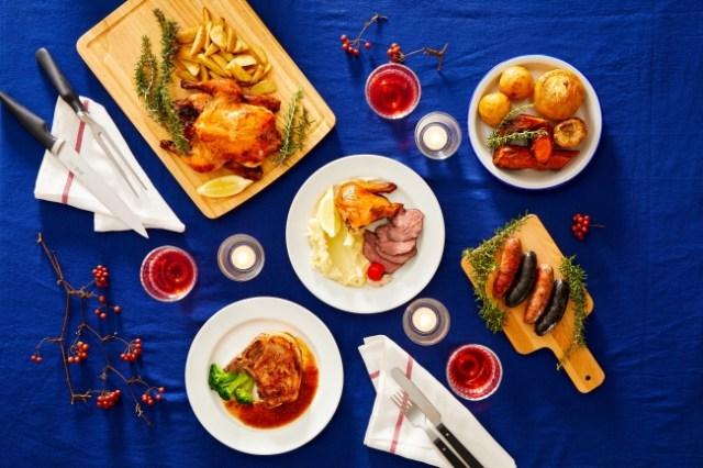 イケアレストラン「冬のロースト フェア」が豪華! ローストビーフにロブスターなど、嬉しいメニューがいっぱいだよ♪