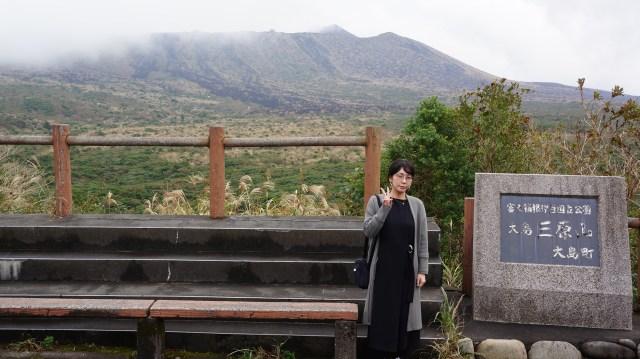 女性おひとりさま限定ツアーで伊豆大島に行ってみた! 大人ならではの程よい距離感が心地よかった…