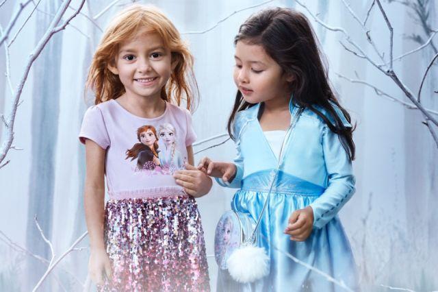 H&M×アナ雪2のキッズコレクションがレベル高い! スパンコールが輝くワンピースなどお姫様気分に浸れるアイテムぞろい★