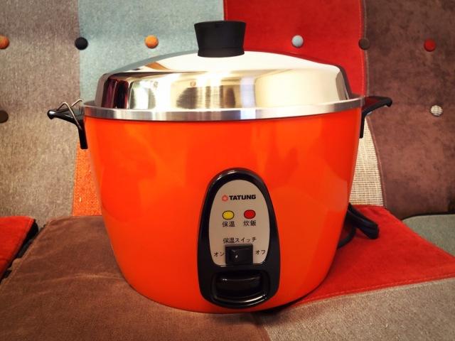 【連載】ベストバイ2019:台湾の万能炊飯器「大同電鍋」が想像の100倍簡単で優秀だった