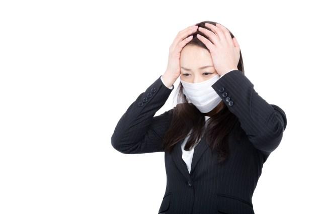 【衝撃】インフルエンザにかかった人の約2割が「治る前に出勤した」 / 休みたくても休めないのはハラスメントのせい!?