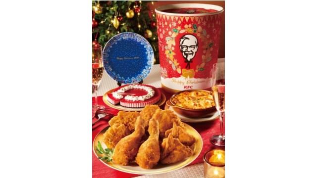 クリスマスのパーティはケンタッキーで決まり! えびグラタンや特製ティラミスも付く「パーティーバーレル」が予約受付中!