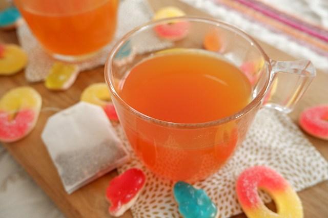 【超簡単レシピ】紅茶にグミを溶かす「ホットグミティー」が美味しい…