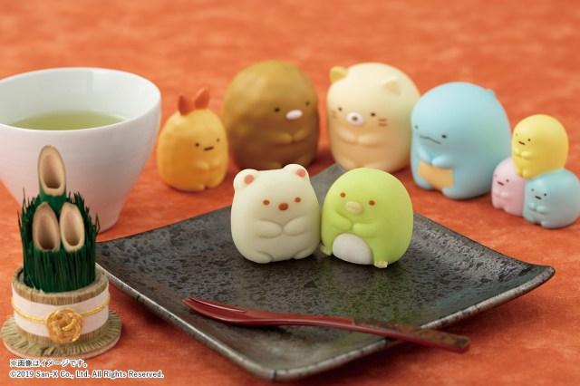 【イオン限定】すみっコぐらしの「しろくま」と「ぺんぎん?」が和菓子になったよ! 再現度が高すぎて「萌え」が止まりませ~ん!
