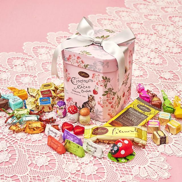 カファレルのバレンタインは「猫」でいっぱい♪ ニャンコ×ゆめかわいいデザインで幸せな気持ちになれるよ~!