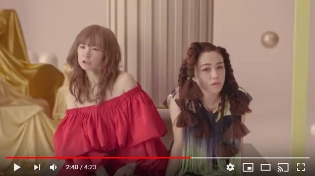 「Chara+YUKI」20年ぶりの新曲「楽しい蹴伸び」MVが解禁! 変わらぬキュートさと存在感にときめきが止まらないっ!!