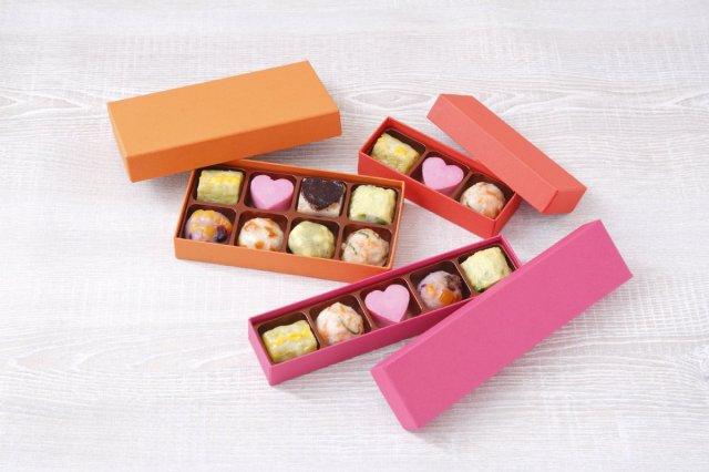 チョコと見えるけど…「さつま揚げ」だよ! 老舗かまぼこ店が本気を出したバレンタインギフト