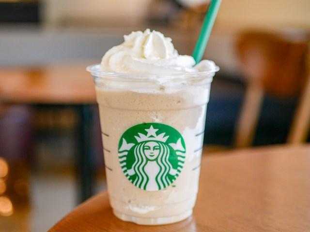 【スタバ新作】「ほうじ茶 クリーム フラペチーノ」はこうばしい香りとクリームの甘さが絶妙! 8日間限定だから急いで〜