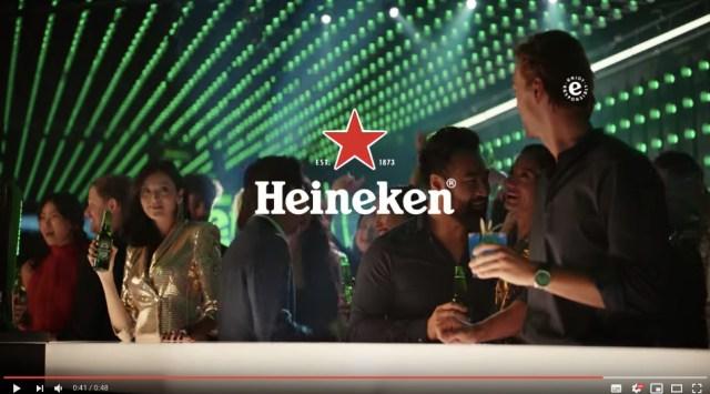 「男だってカクテルを飲む」ハイネケンのジェンダーバイアスをテーマにしたCM内容が素敵!