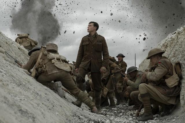 映画『1917 命をかけた伝令』はワンカット撮影ゆえの緊張感がすごい! 観客は戦場に放り込まれたような気持ちになります