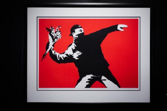 「バンクシー展 天才か反逆者か」が横浜で開催中! コレクターによって集められた約70作品が集結