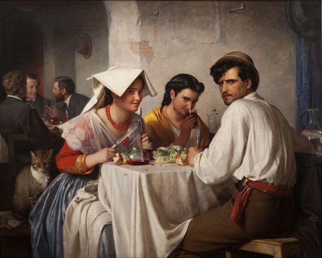 ツイッターで「#オタクな西洋画」の大喜利が流行…オタクなら思わず共感しちゃうネタばかり