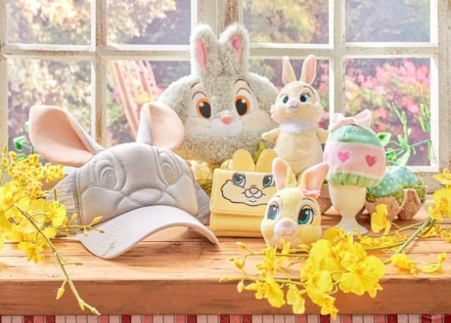 ディスニーストアにイースターグッズが登場! ウサギの「とんすけ」「ミス・バニー」のアイテムがかわいすぎてキュン♡