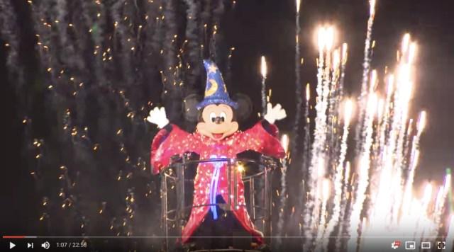 【感動】東京ディズニーが「ファンタズミック!」のフル動画を公開! ファンから感謝のコメントが集まっています