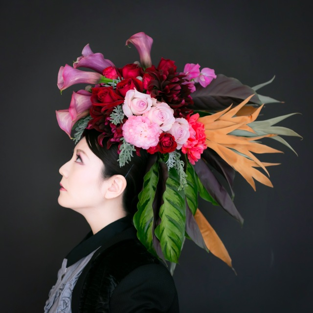 生花をつかった豪華な花かんむり撮影ができる「アトリエ笑華」を体験してみた! 卒業や結婚など素晴らしい記念写真が作れます
