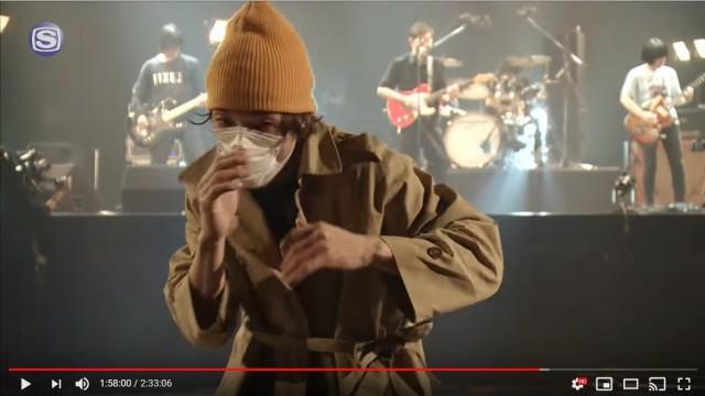 【今夜まで視聴可能】ナンバーガールの無観客ライブ中継が話題に! 「森山未來がダンサーとして登場」「くわえタバコで銃を向ける向井秀徳」など見どころだらけ