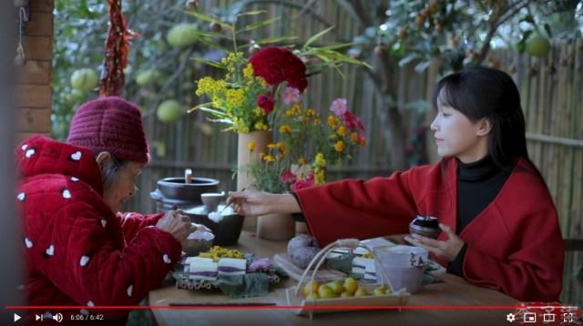 """中国美女がつむぐ「昔ながらの暮らし」… """"生きることの美しさ"""" に引き込まれる癒やしYouTuber"""