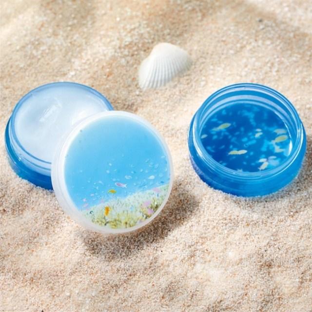 見ているだけで癒やされる「海のワセリン」 /  レモングラスの精油だけで調香、髪にも全身にも使えます