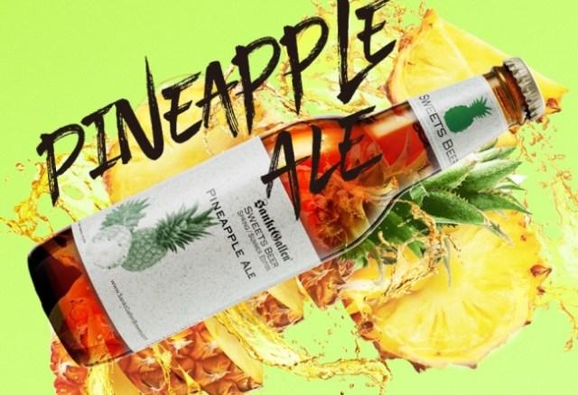 【家飲みに】サンクトガーレンが夏季限定「パイナップルビール」を発売! ジューシーなパイナップルの風味が泡とともに弾けるよ