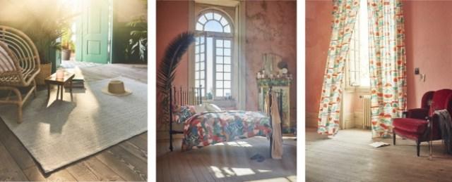 イケアの春アイテムが心地いい世界観! 華やかな寝具やベランダで使えるアイテムなど爽や系の商品が充実しています