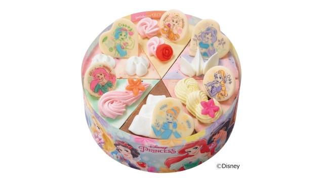 ディズニープリンセスがサーティーワンのアイスケーキに! 6人のプリンセスをイメージしたフレーバーになってます