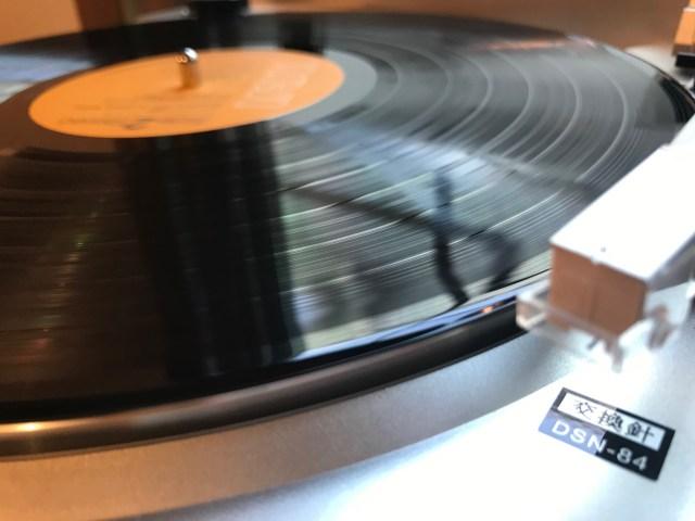 【偏愛コラム】令和の今こそ知って欲しい! 「レコード」の魅力
