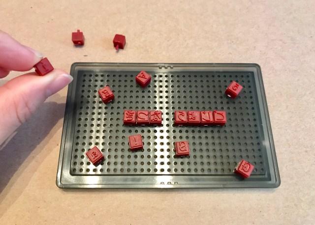 大人だって付録で遊びたい!「大人の科学マガジン」の「小さな活版印刷機」で名刺を作ってみた