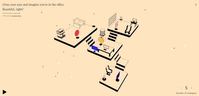まるで会社にいるみたい!? オフィスの音をリアルに再現してくれるウェブサイト
