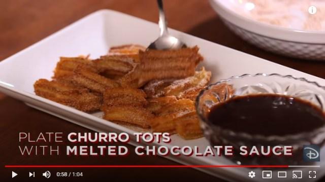 ディズニー公式が「チュロス」のレシピを大公開! おうちであの味わいが再現できちゃうよ!!