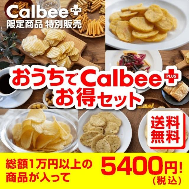 カルビープラスでしか買えないポテチが「訳ありセット」で販売中! 1万円相当が半額 &送料も無料だよ〜