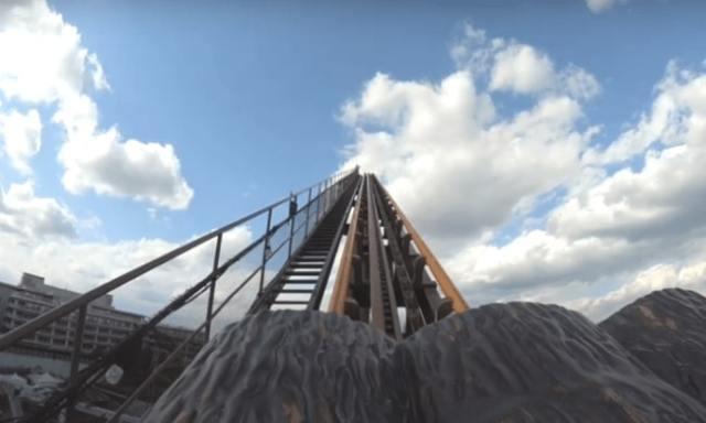 有名遊園地のジェットコースター気分を楽しめる動画が公開! 大人も子供も楽しめる「おうち遊園地」が楽しい