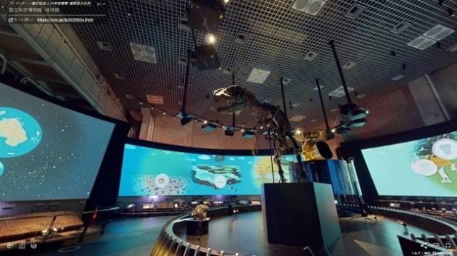 国立科学博物館が公開した「かはくVR」が超楽しい! おうちにいながら誰もいない博物館をお散歩できます